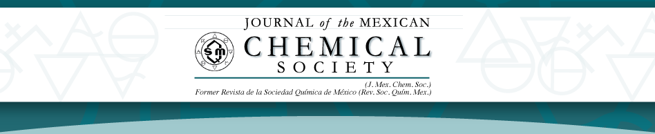 Journal of the Mexican Chemical Society